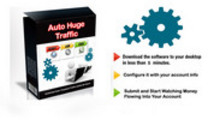 Thumbnail New Auto Traffic Software Generates 8,546 Visitors in 3 Days