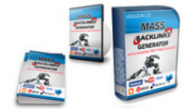 Thumbnail *PR 1-5* Mass Backlinks Generators - New Launch!!