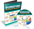 Thumbnail Surefire Backlinks Blueprint Video Course
