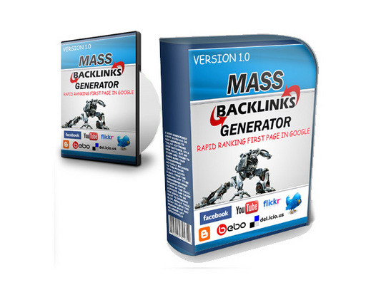 Pay for Mass Backlinks Generator - Build 883 backlinks in 15 minutes