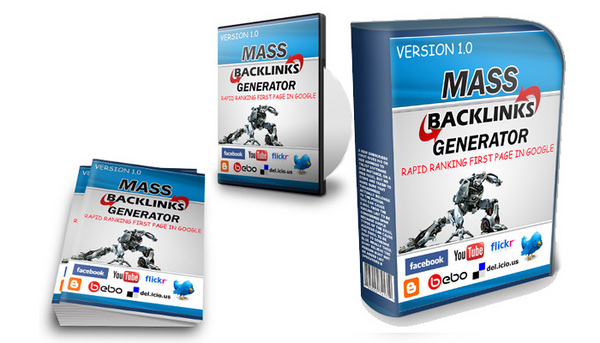 Pay for *PR 1-5* Mass Backlinks Generators - New Launch!!