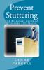 Thumbnail Prevent Stuttering: The Kickstart Guide to Overcome Stutteri