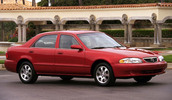 Thumbnail 1996-2000 Mazda 626 FACTORY REPAIR MANUAL AND EWD
