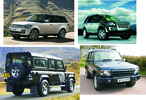 Thumbnail RANGE ROVER, DISCOVERY 11 DEFENDER AND FREELANDER FRM