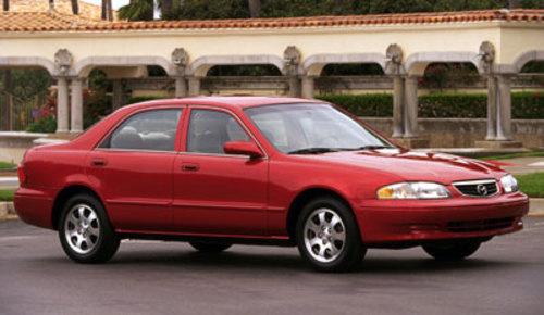 Pay for 1996-2000 Mazda 626 FACTORY REPAIR MANUAL AND EWD