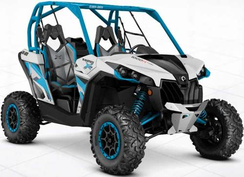 Pay For 2016 Can Am Maverick Xds Turbo Service Manual