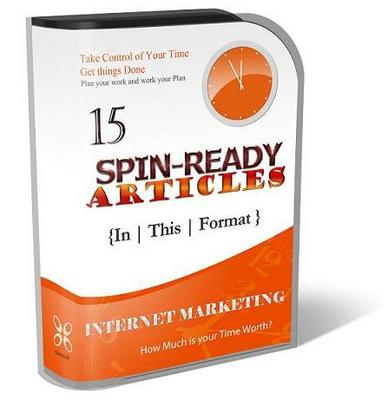 Pay for 15 Spin-Ready Articles - Internet Marketing