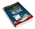 Thumbnail  Auto Blogging Income Guide