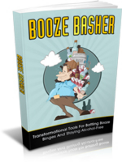 Pay for NEW 2012 Booze Basher RR included