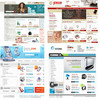 Thumbnail 20 os commerce templates with source