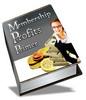 Thumbnail membership profits primer with mrr