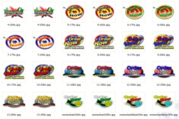Pay for 30+ order now graphic button with MRR