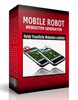 Thumbnail Mobile Robot Webseiten Generator. Mit PLR.