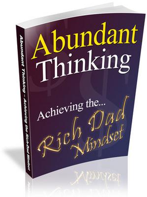 Pay for Abundant Thinking.