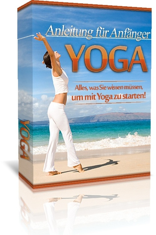 Pay for YOGA - Anleitung für Anfänger.
