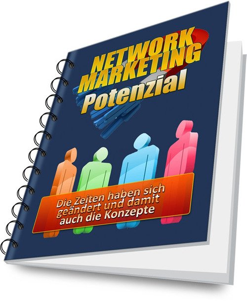 Pay for Network Marketing Potenzial.
