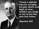 Thumbnail The law of success in 16 lessons - Napoleon Hill