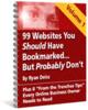 Thumbnail 99 Websites you Should Bookmark