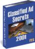 Thumbnail Classified Ad Secrets