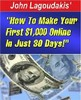 Thumbnail How To Make Your First $1000 Online In 30 Days