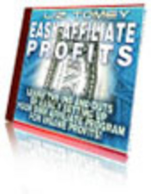 Pay for Easy Affiliate Profits