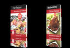 Thumbnail **NEW!**Fresh Recipes Two Books-Chicken Recipes-Fish Recipes