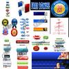 Thumbnail NEW*Graphics Pack*MRR/images for the web/web design designer