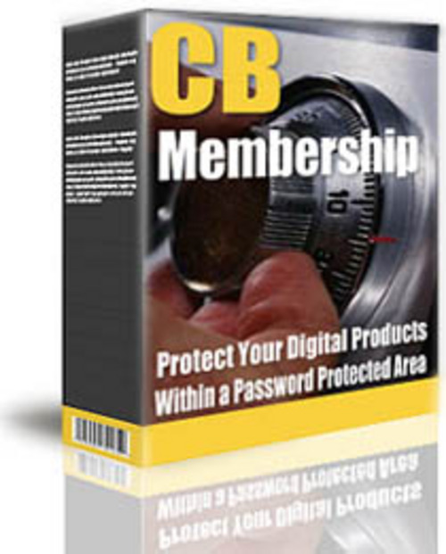 Pay for Cb Membership Protect Your Digital Products Within A Passwor