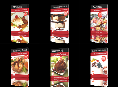 Pay for NEW* Great Collection of Cookbooks RRS