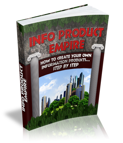 Pay for Info Product Empire Create Ebooks That Sale