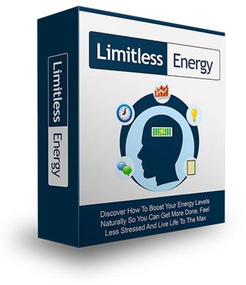 Pay for Limitless Energy  + MRR + Web site + Bonus   $2.49