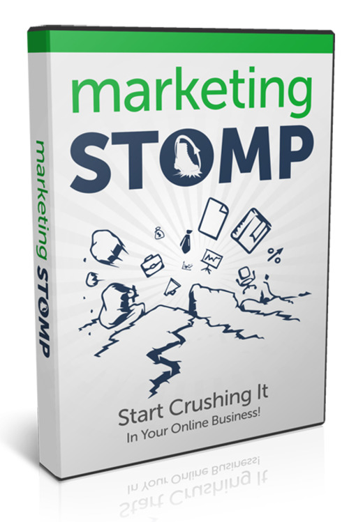Pay for Marketing Stomp! How to Start an Market Your Digital Product