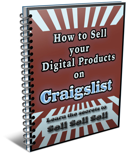 Pay for How To Sell Your Digital Products On Craigslist