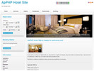 Thumbnail ApPHP Hotel Site