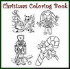 Thumbnail  Christmas Printable Coloring Books