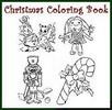 Thumbnail  Christmas Printable Coloring Books