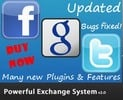 Thumbnail Powerful Exchange System v2.0 - Social Network Marketing