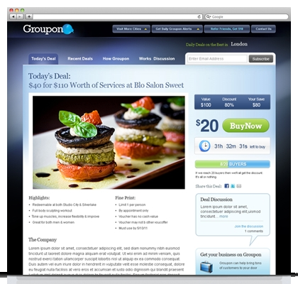 Pay for Groupon Clone Script + Video Plugin