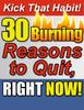 Thumbnail 30 Burning Reasons to Quit!