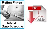 Thumbnail Fitting Fitness  into a Busy  Schedule!