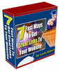 Thumbnail 7 Fast Ways to Get Great Links to With Master Resalel Rights