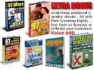 Thumbnail 6 Pack Bonus Ebooks Plus