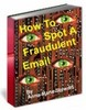 Thumbnail How To Spot A Fraudulent Email