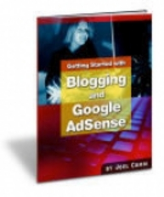 Pay for Getting Started With Blogging And AdSense