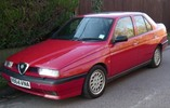 Thumbnail 1992-1998 Alfa Romeo 155 (Type 167) Workshop Repair Service Manual