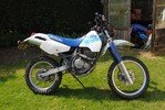 Thumbnail 1990-1997 Suzuki DR350, DR350S Motorcycle Workshop Repair Service Manual in German