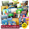 Thumbnail Master Collections PLR and MRR! Hot Products #1