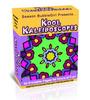 Thumbnail Kool Kaleidescopes Coloring Book
