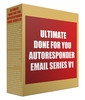 Thumbnail Ultimate Done For You Automated Email Responder Series v2