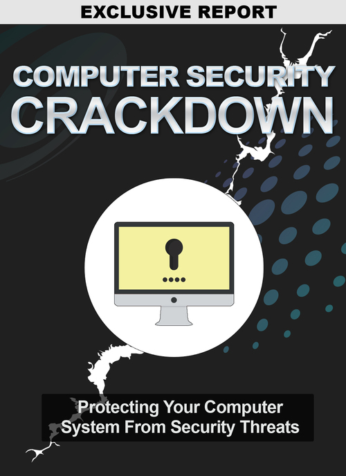 Pay for Computer Security Crackdown